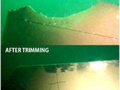 Propeller Trimming.