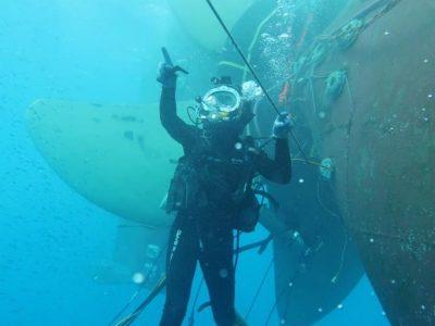 Stern Seal repair2